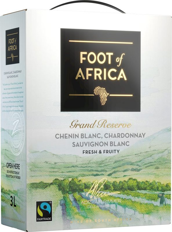 Foot of Africa Grand Reserve