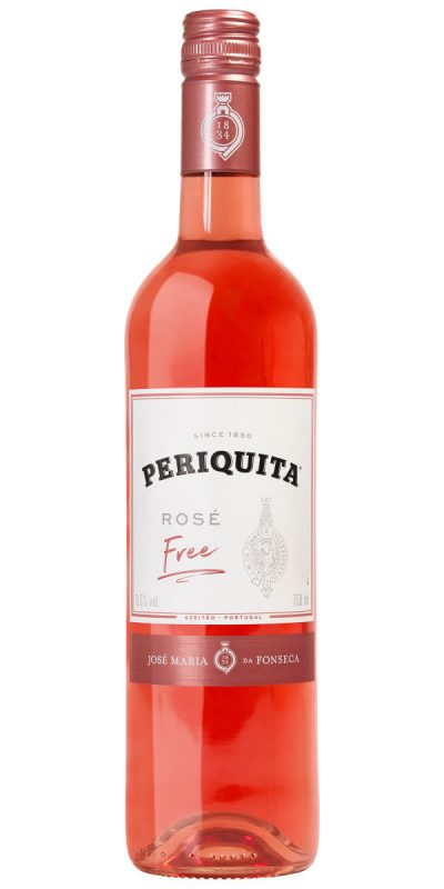 periquita rose alkoholfritt vin