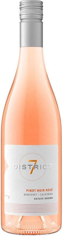 District 7 Pinot Noir Rosé