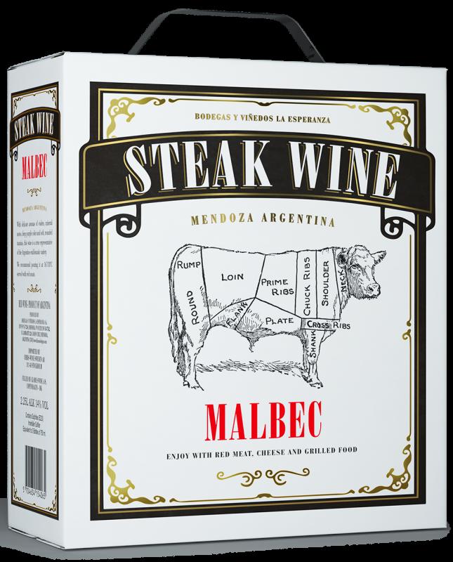 Steak Wine