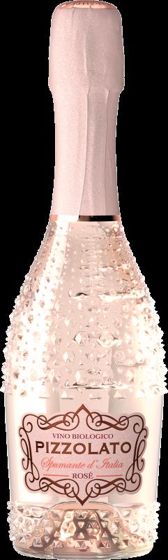 Pizzolato Spumante d'Italia Rosé 200ml