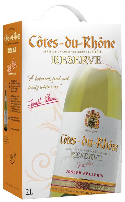 Côtes-du-Rhône Reserve Blanc