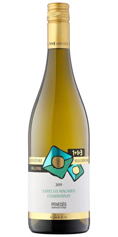 Signature Organic Xarel-lo Macabeo Chardonnay
