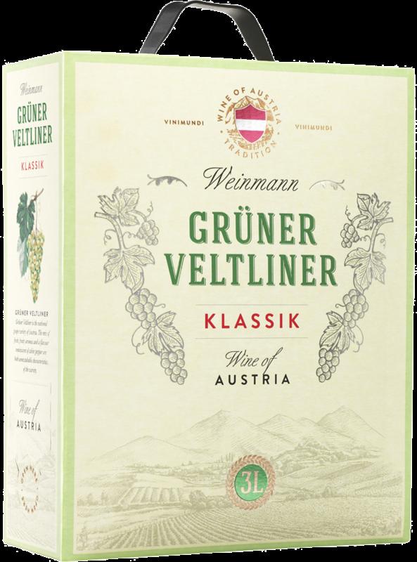 Weinmann Grüner Veltliner Klassik