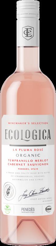 Ecologica La Pluma Rosé