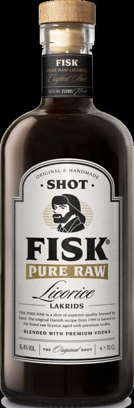 FISK Pure Raw Licorice