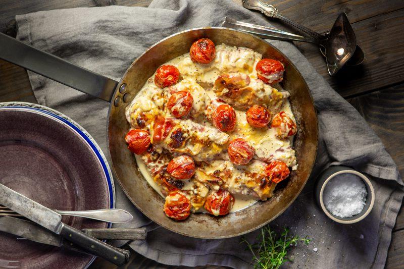 recept parmalindad kycklingfilé