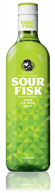 Sour Fisk Ice Pear
