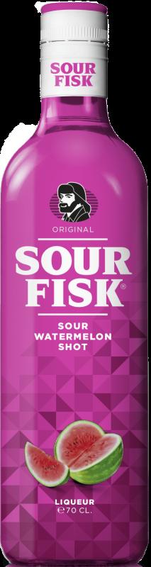 Sour Fisk Watermelon