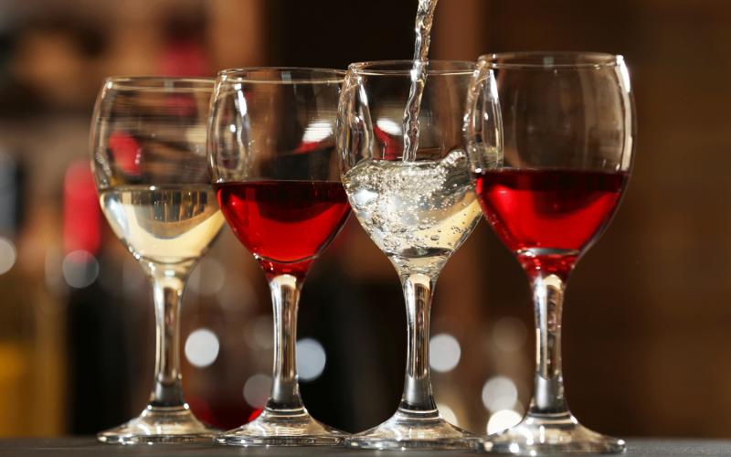 vinprovning italienska viner